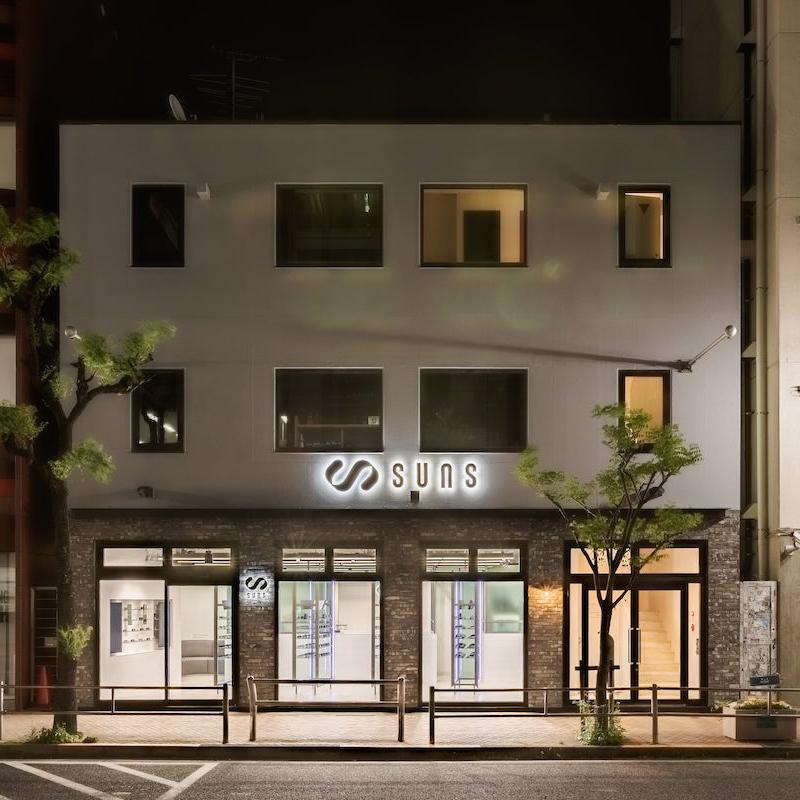 suns直営1号店(渋谷)オープン